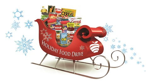 christmas food drive - photo #4