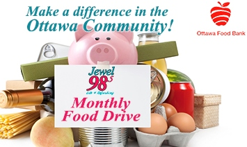 Jewel Ottawa Food Bank