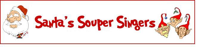 Ottawa Food Bank Santa's Souper Singers