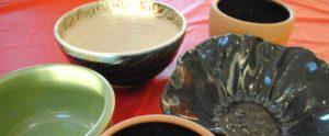 Ottawa Food Bank pottery