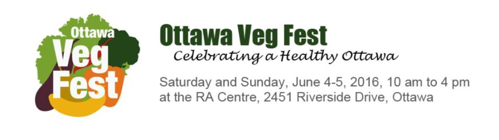 VegFest Ottawa Food Bank