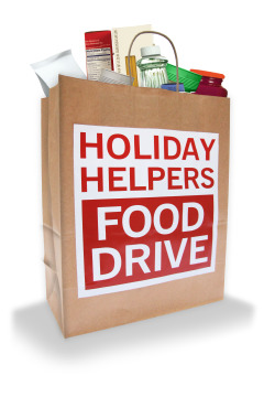Holiday Helpers Food Drive CTV Ottawa Food Bank