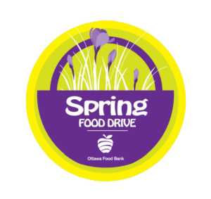 Spring Food Drive Ottawa Food Bank donate