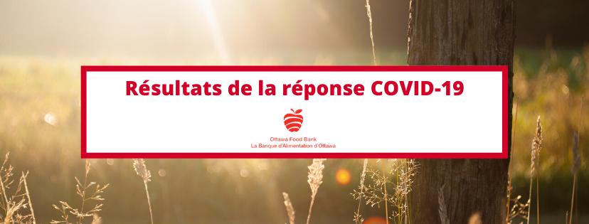 Ottawa food bank covid-19 response coronavirus
