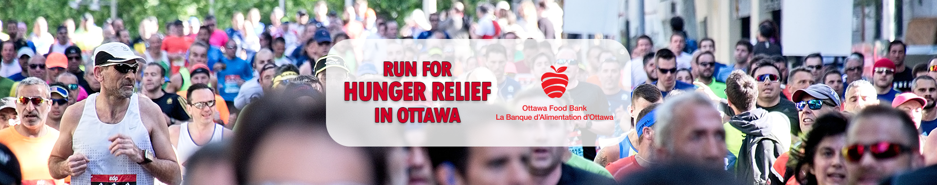 Ottawa Race Weekend Ottawa Food bank hunger relief