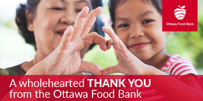 Summer thank you campaign poverty reduction
