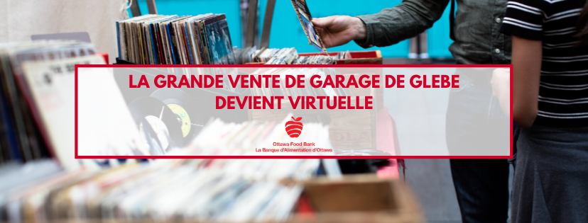Great glebe garage sale virtual