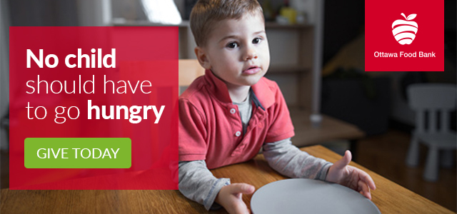Back to school children hunger hungry ottawa food bank poverty food insecurity