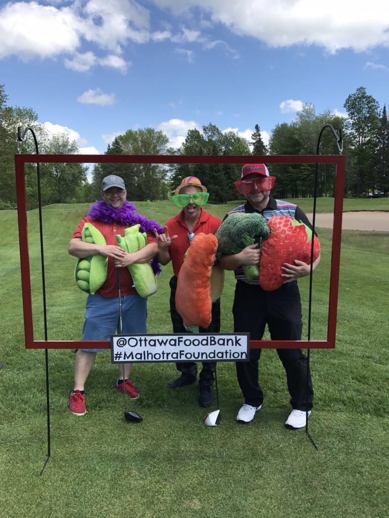 Mike - Golf Tournament