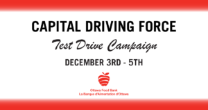Capital Driving Force Test Drive Campaign