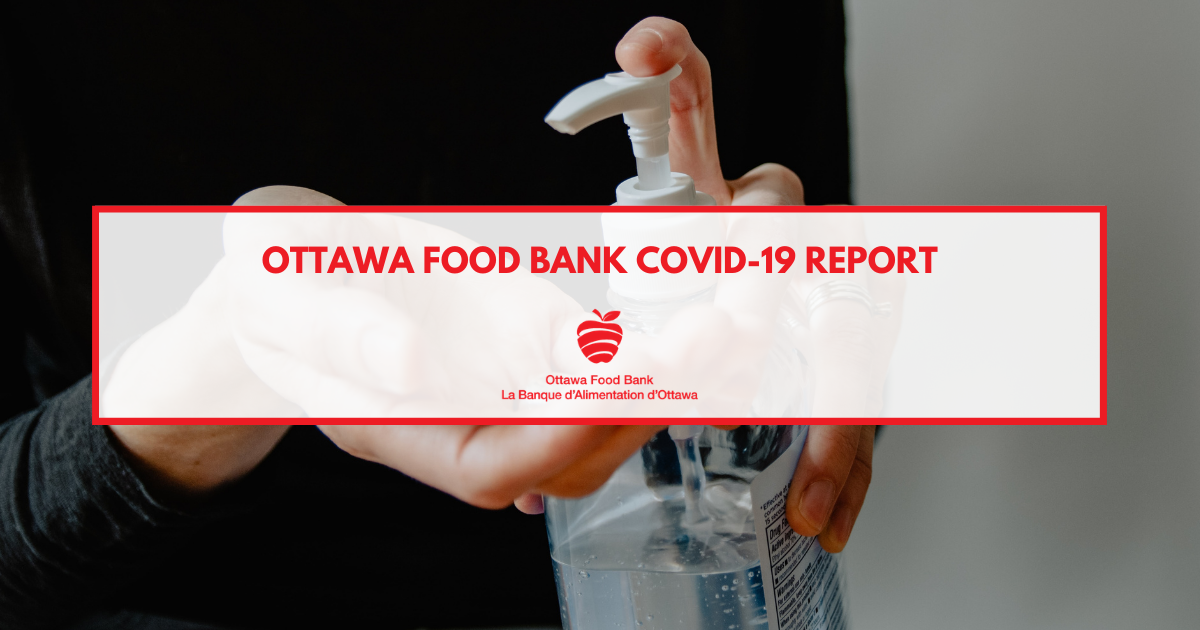 covid-19 report ottawa food bank