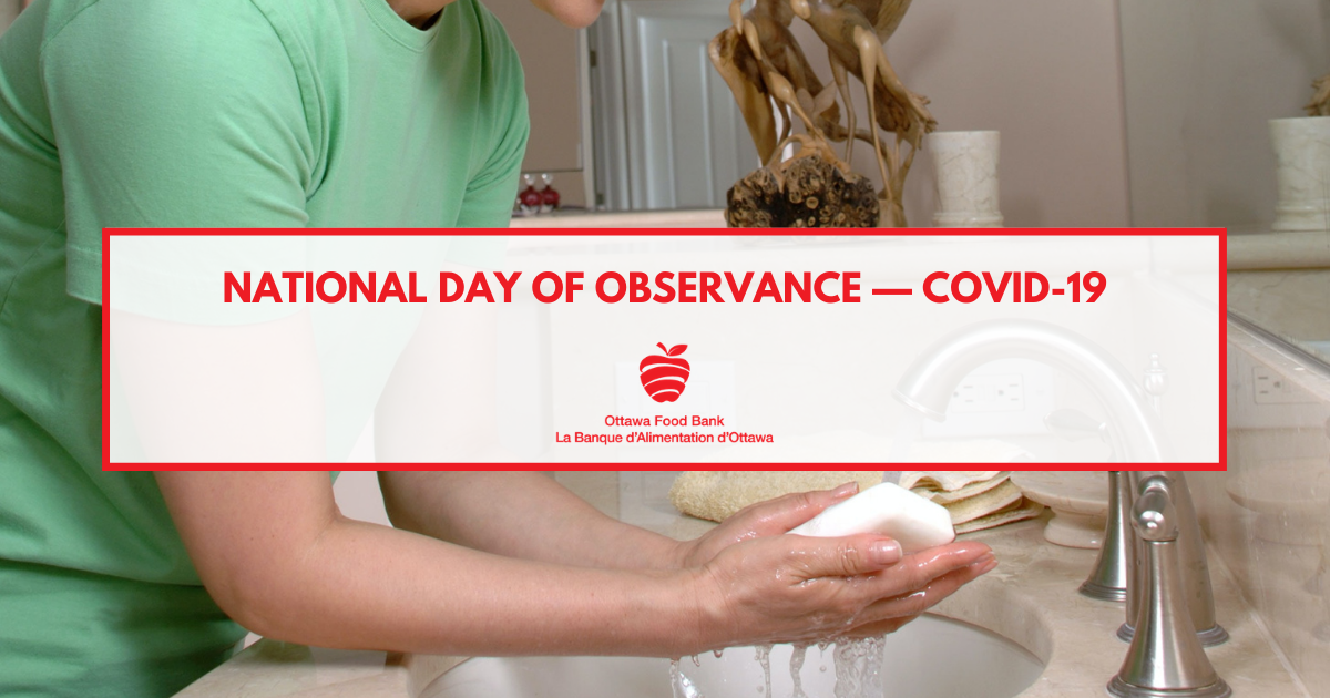 National day of observance covid-19 pandemic